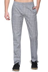 Mens Checked Cotton Pyjama