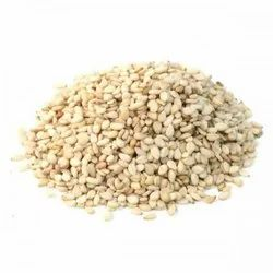 White Hulled Sesame Seed For Cooking, Packaging Type: PP Bag