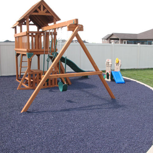 Outdoor Playground Rubber Flooring At Rs 200 /square Feet
