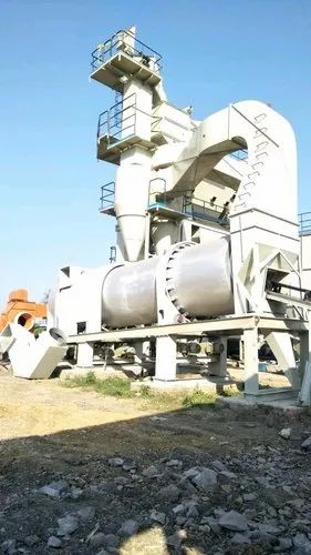 Powerol Asphalt Batch Mix Plant