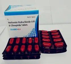 Diabro-G1 Tablet