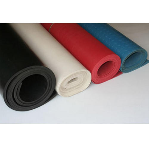 Floating Roof Tank Sheets Rubber Silicone Sheet