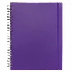 紫WIRO日记PU弹性锁定笔记本,日常注意事项,每年