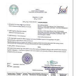 FSSAI License Service