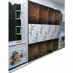 Wonderful PVC Kitchen Cabinet