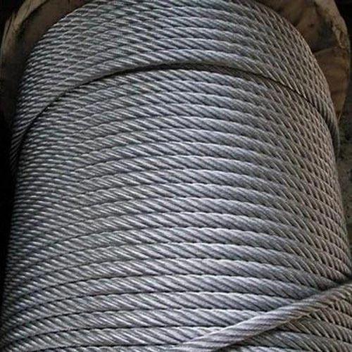 Mild Steel Wire Rope