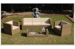 Patio Sofa Furniture For Outdoor