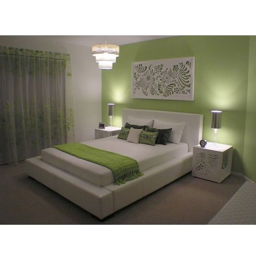 Designer Corian Acrylic Solid Surface Bed