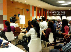GuitarYogi.Org Guitar Music Classes