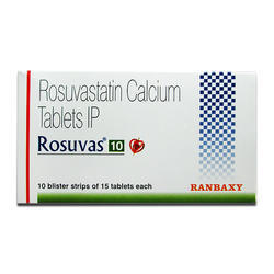 Rosuvastatin Calcium Tablets IP