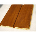 Brown Wood Exterior Laminate Wall Panel