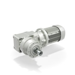 3/A Series Combined Planetary/Helical Bevel Gearmotors & Units