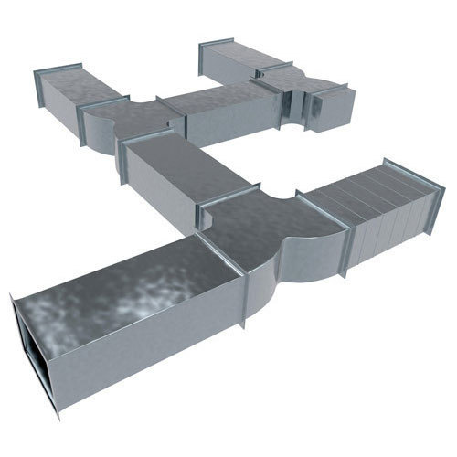Aluminium Exhaust Air Duct Usage Industrial Rs 1000