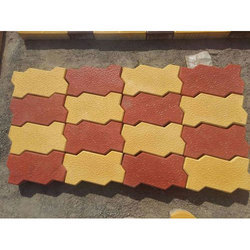 Zigzag Paver Block