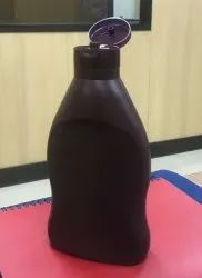 HDPE 500 ml Chocolate Syrup or Ketchup Bottle