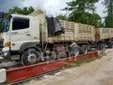 Hydraulic Truck Tippler Weighbridge