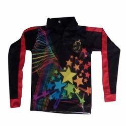 Multicolor Boy Kids Sports T- Shirt
