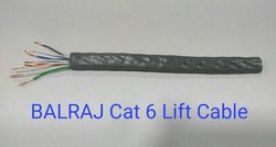 Ip Camera Cat 6 Flat Flexible Cable