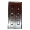 Double Opening Steel Door
