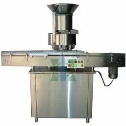 Pharmaceutical Vial Cap Sealing Machine