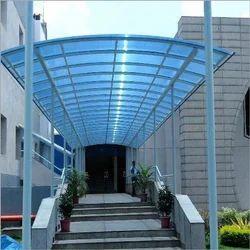 PVC Roofing Sheet in Lucknow, पीवीसी रूफिंग शीट