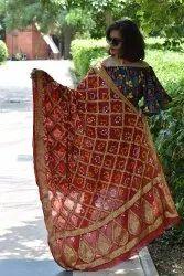 Banarasi Bandhej New Stylish Dupatta