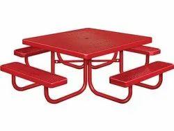 Playgro Plastic Play School Table Chair