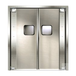 Stainless Steel Office Door