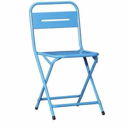 Attirant Folding Iron Chair