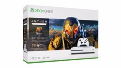 X Box One S Console With Anthem