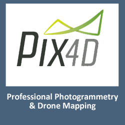 Softwares, Services & Equipments - Pix4D - Photogrammetry & Drone