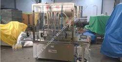 Food Paste & Viscous Product Filling Machine