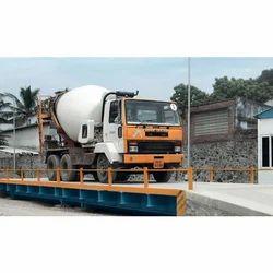 Essae Concrete Truck Scale
