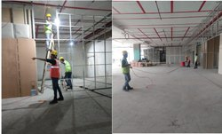 Armored HT/ LT Fire Alarm Wiring And Termination Work in Mumbai