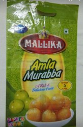 Amla Murabba Packing Pouches