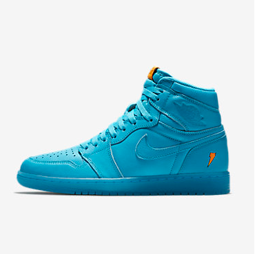 74dae00fc6f Air Jordan 1 Retro High Og Cool Blue Shoes - Bansal Footware ...