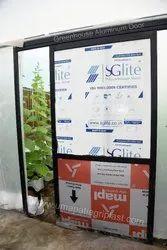 Greenhouse Aluminum Sliding Door