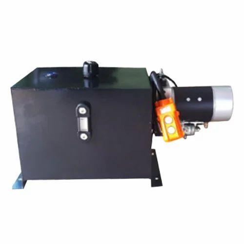 DC Hydraulic Power Packs