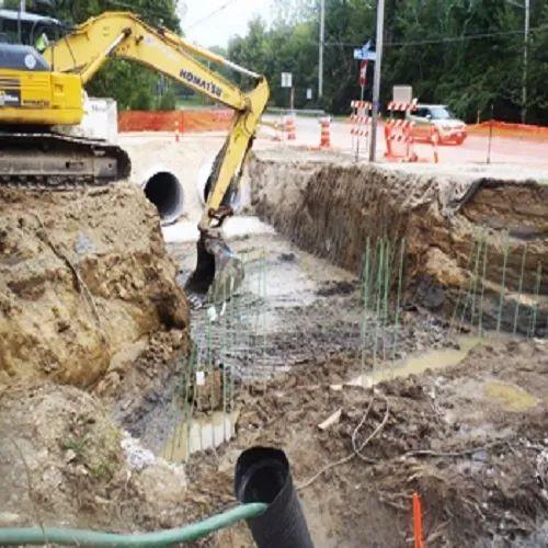 Underground Utilities, अंडरग्राउंड
