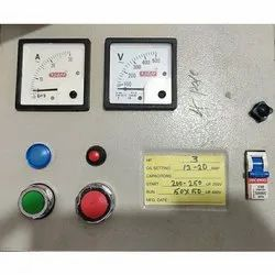 Single 13-20Amp KSECO 3HP Submersible Pump Control Panel, For Industrial, Dewatering