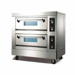 Semi-Automatic Commercial Deck Oven, 2.4 kW/hr