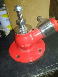 Cast Iron Red Fire Hydrant System