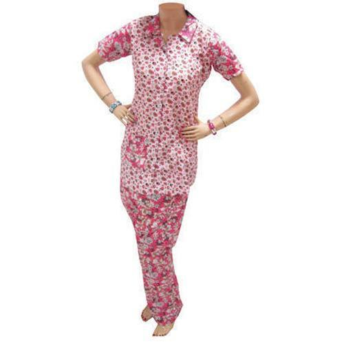 eb2c92385c Night Suits Full Length Printed Ladies Night Suit, Rs 250 /piece ...
