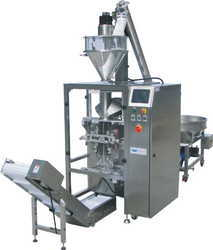 Collar Type Machines With Auger Filler