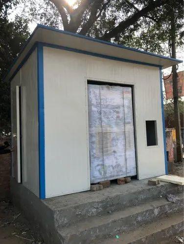 Prefab Huts Prefab Ro Cabin Manufacturer From Faridabad