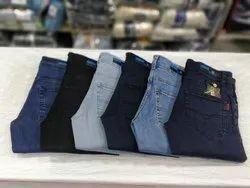 Plain Denim Mens Jeans