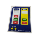 Electronic Panel Labels