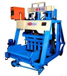 Heavy Duty Solid Bricks Making Machine