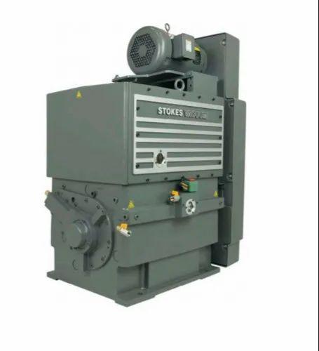 Edwards 412J Stokes Microvac Rotary Piston Pumps, 11 kW, | ID: 22023257288