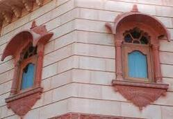 Elevation Jharokha